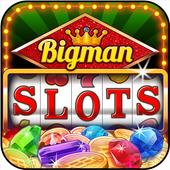 Bigman Slots-Free Casino Slots icon