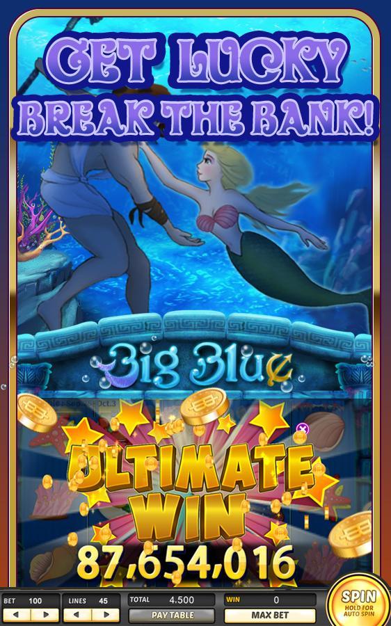 Bigman Slots-Free Casino Slots poster
