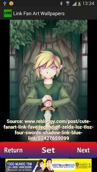 Link Fan Art Wallpapers Zelda apk screenshot