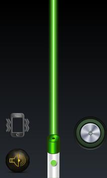 Laser Flash Light Pro screenshot 1