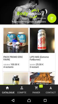 Body Nutrition Valenciennes screenshot 5