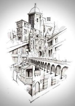 Architecture Drawing screenshot 1