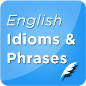 English Idioms, Phrases, Slang and Common Verbs icon