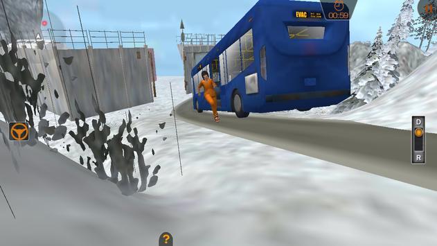 Police Bus Prisoner Escape apk screenshot