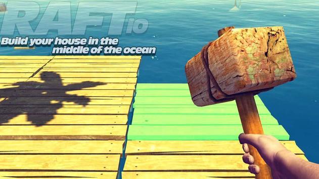 Ocean Raft Survival poster