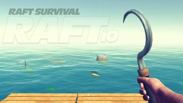 Ocean Raft Survival apk screenshot