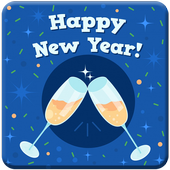 Top Happy New Year Best Messages 2018 icon