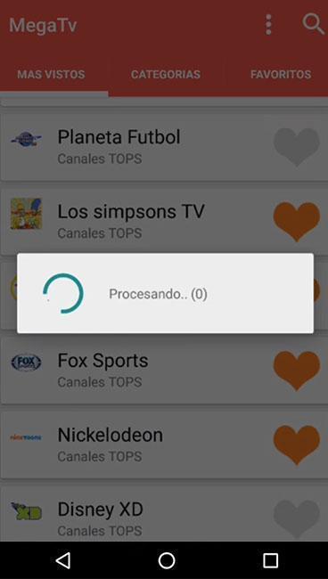 descargar splive tv android y pc