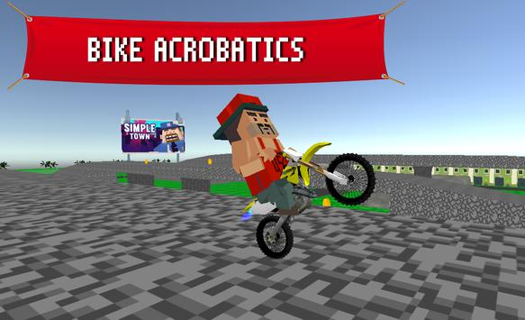 Motorbike Game For Kids screenshot 10