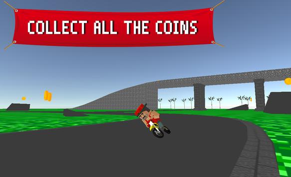 Motorbike Game For Kids screenshot 1