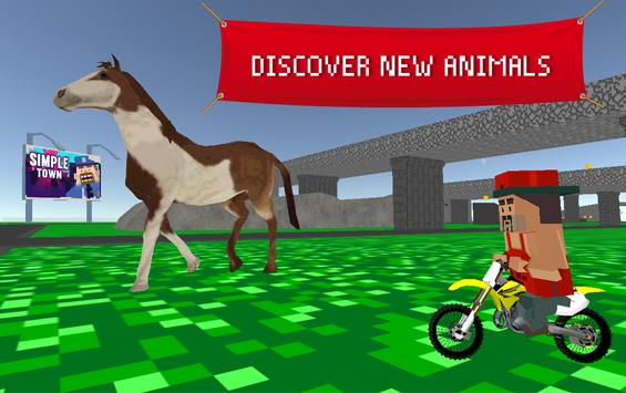 Motorbike Game For Kids apk screenshot
