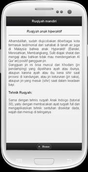 Cara Ruqyah Mandiri Syariah screenshot 3