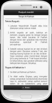Cara Ruqyah Mandiri Syariah screenshot 1