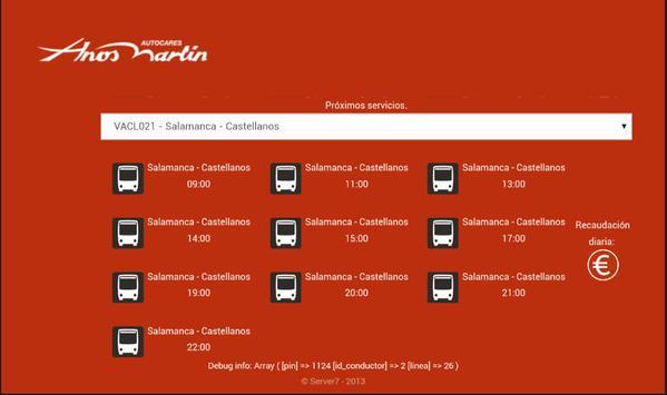 Hermanos Martin: Venta de tickets apk screenshot