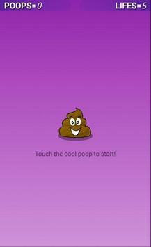 Touch the Poop! apk screenshot