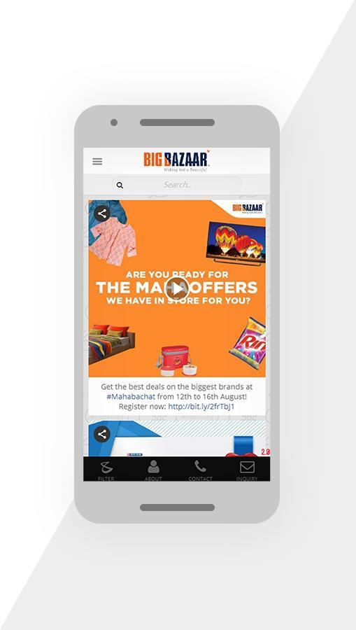 Big Bazaar Social for Android - APK Download