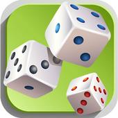 Cubes Dice 3D icon