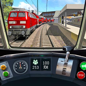 Driving Train Simulator icon