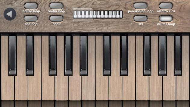 Play Piano Simulator poster