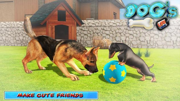 DOGS LIFE : Free Dog Games screenshot 5