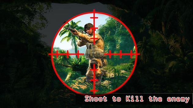 Frontline Mountain Sniper Fury apk screenshot