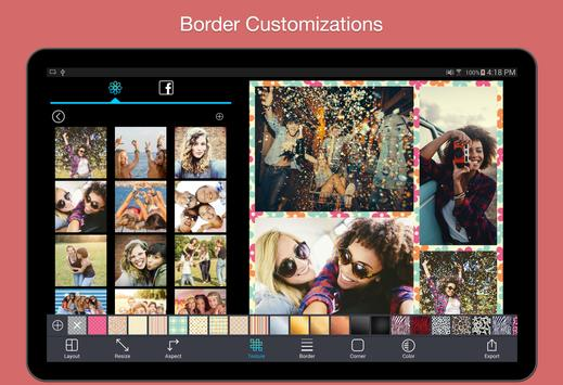 Pic Stitch - #1 Collage Maker apk screenshot