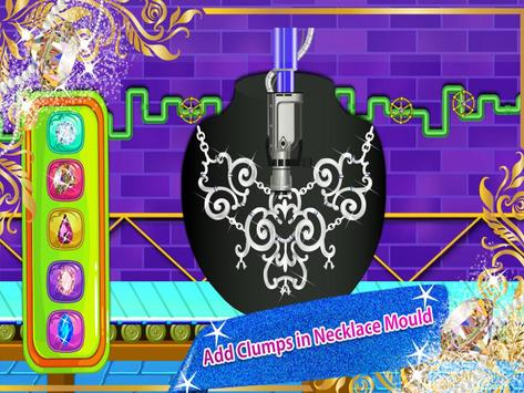 Candy Jewelry Shop and Making Factory apk screenshot