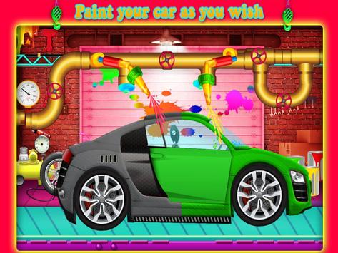 Sports Car Factory Motor World For Android Apk Download