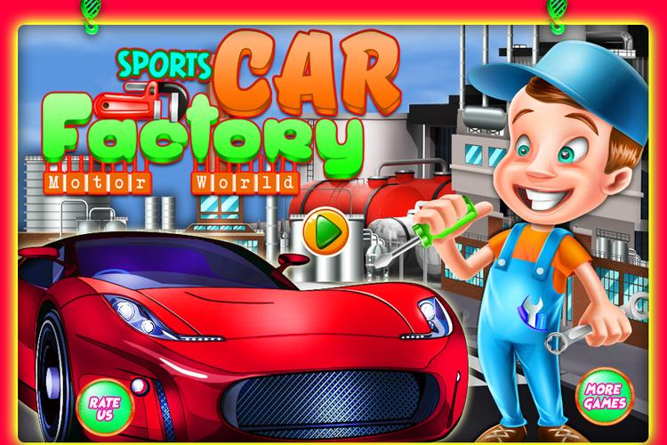Motor World Car Factory >> Sports Car Factory Motor World For Android Apk Download