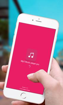 Mp3 Music player pro poster