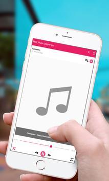 Mp3 Music player pro apk screenshot