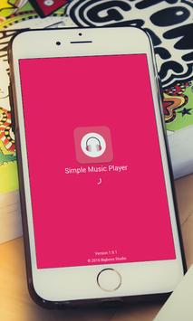 Simple Music Player poster