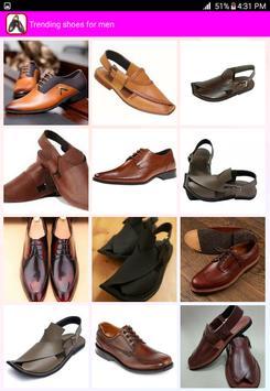 New Stylish mens casual shoes 2018 screenshot 16