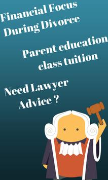 Divorce Lawyer : Question and Advice poster