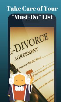 Divorce Lawyer : Question and Advice screenshot 3