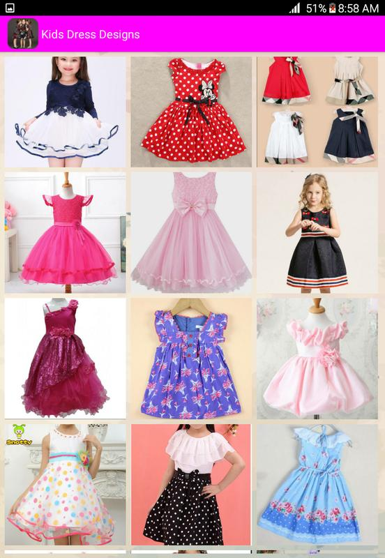 Kids Dress Designs APK-Download - Kostenlos Eltern APP für Android ...