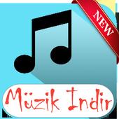 müzik indir icon