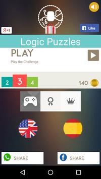 Logic Puzzles screenshot 4