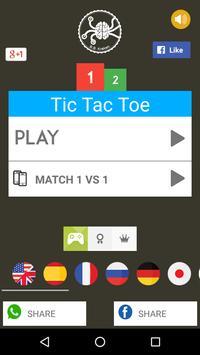Tic Tac Toe screenshot 2