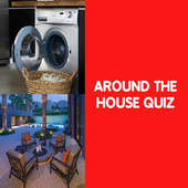 Around The House Quiz icon