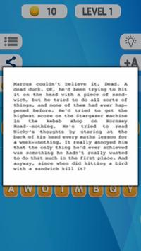 Guess The Book Quiz apk screenshot