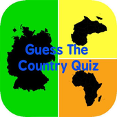 Guess The Country Quiz icon