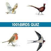 1001: Birds Quiz icon