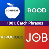 1001: Catch Phrases Quiz icon
