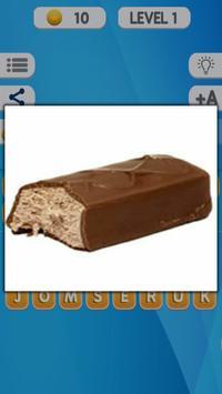 Yummy Candy Quiz apk screenshot