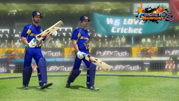Cricket Champions T20 screenshot 1
