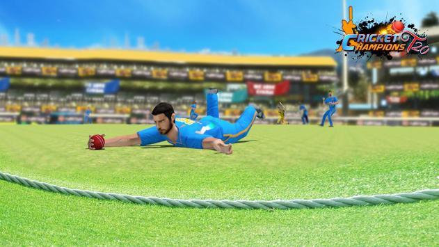 Cricket Champions T20 screenshot 2
