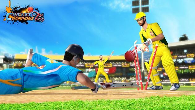 Cricket Champions T20 screenshot 4