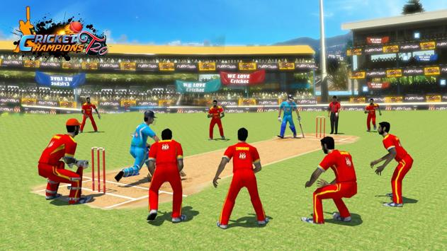 Cricket Champions T20 screenshot 8