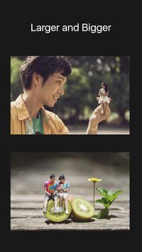 Big Photo – Big Camera Photo Editor poster
